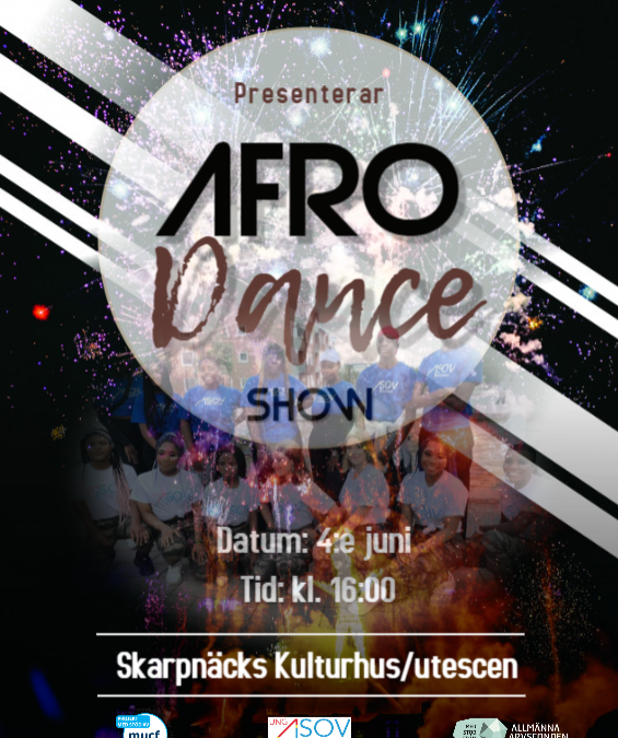 AFRO DANCE SHOW